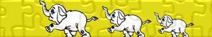 puzzles Elephants