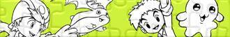 puzzles Digimon