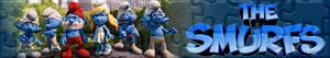 puzzles The Smurfs Movie