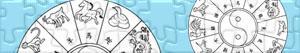 puzzles Chinese zodiac