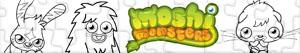 puzzles Moshi Monsters