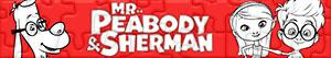 puzzles Mr. Peabody and Sherman