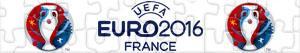 puzzles UEFA EURO 2016 France