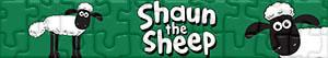 puzzles Shaun the Sheep