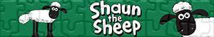 puzzles Shaun the Sheep