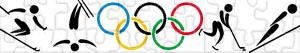 puzzles Olympic Winter Games