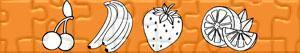 puzzles Fruits
