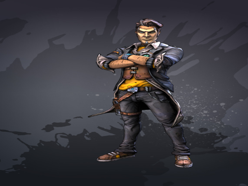 Handsome Jack Borderlands 2  puzzle