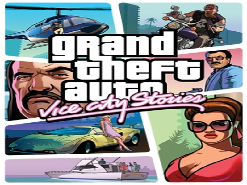 Grand Theft Auto: Vice City Stories  puzzle