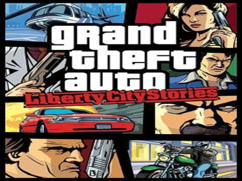 Grand Theft Auto: Liberty City Stories  puzzle