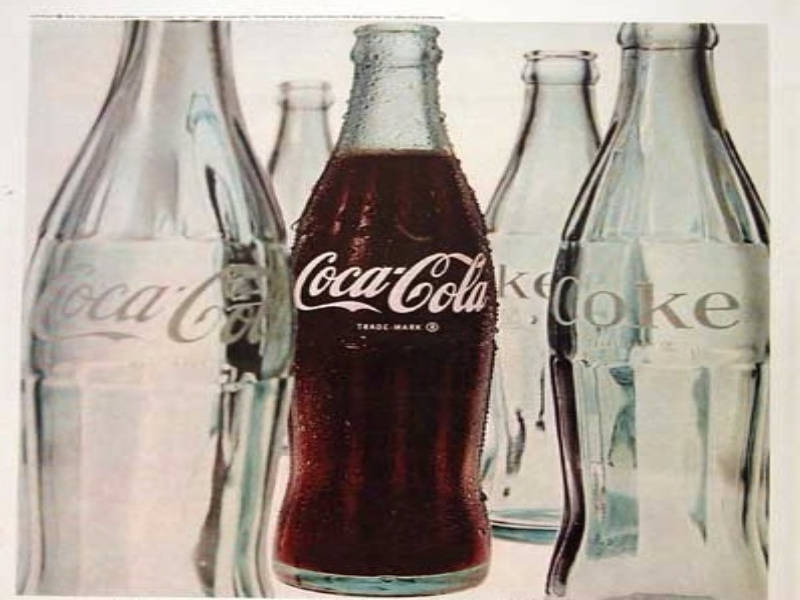 Coke Bottle puzzle