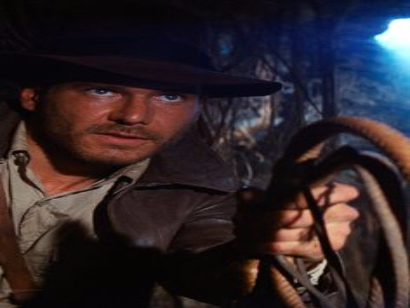 Indiana Jones Raiders of the Lost Ark puzzle