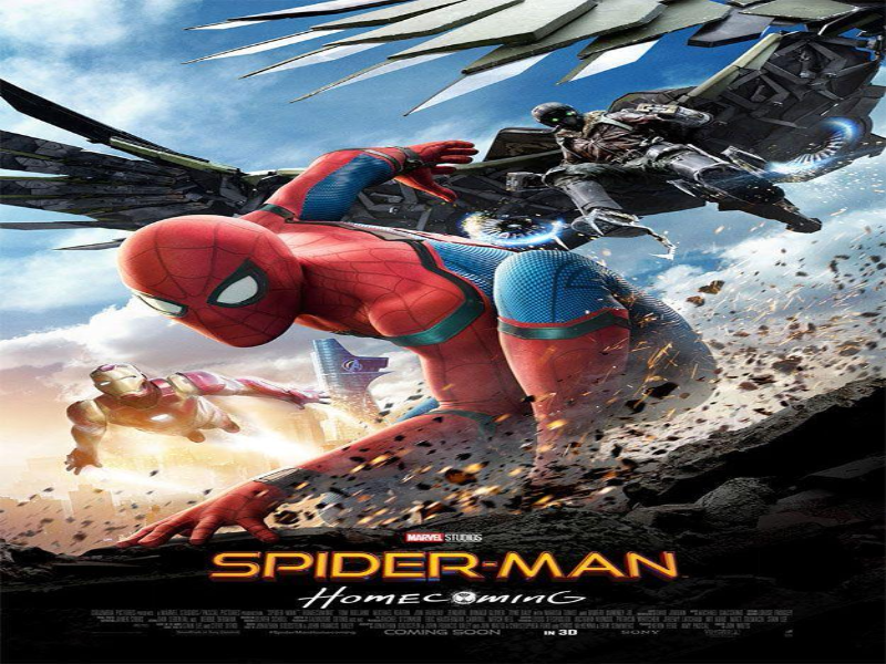 spider man and the vulture spider man homecoming puzzle