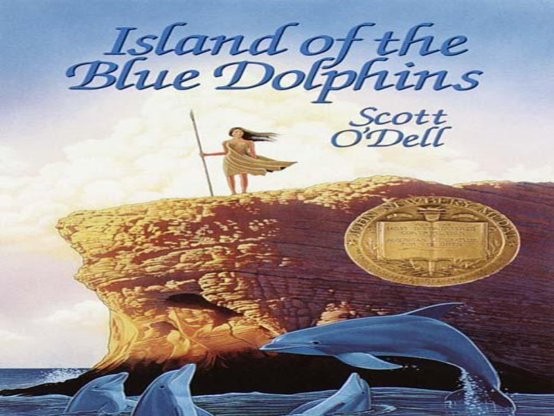 Island of the Blue Dolphins puzzle