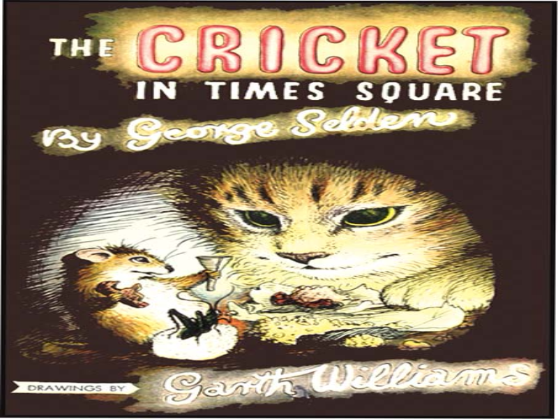 Cricket in Times Square puzzle