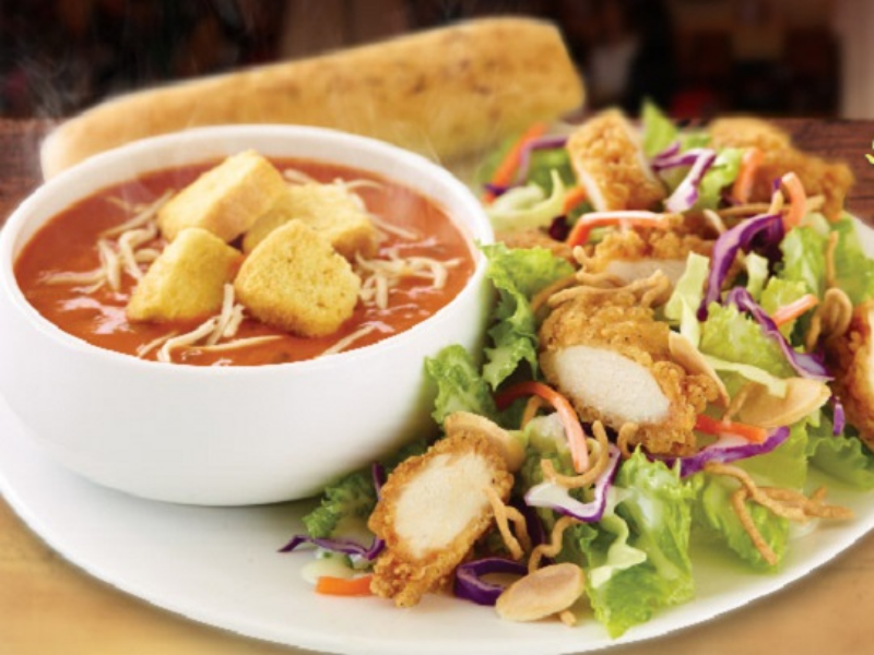 soup and salad puzzle