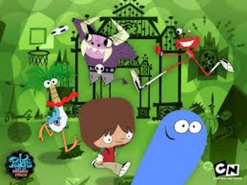 Foster's Home for Imaginary Friends Puzz puzzle