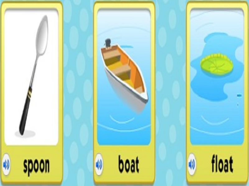 spoon boat float puzzle