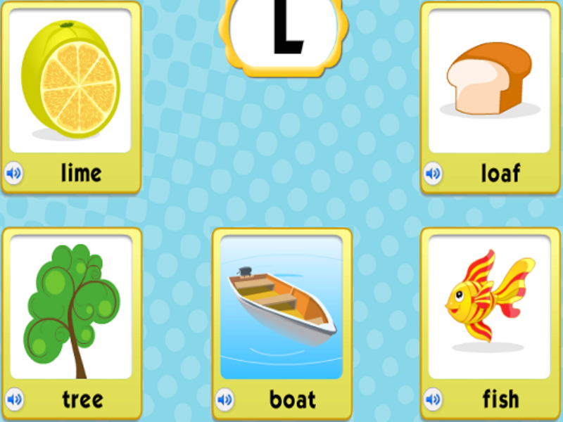 lime loaf tree boat fish puzzle