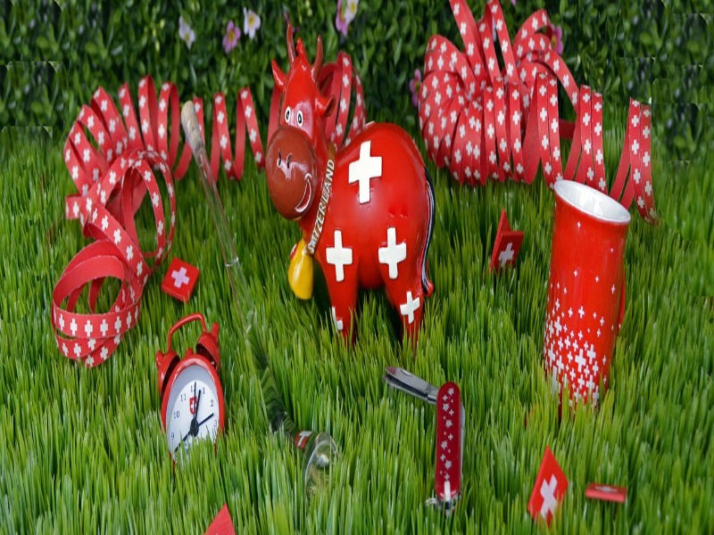 Swiss National Day 2020 puzzle