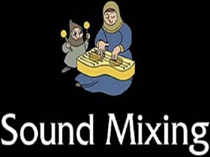 sound mixing puzzle