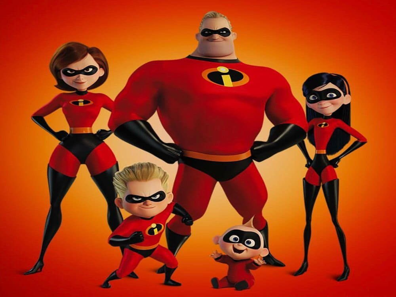 Incredibles puzzle