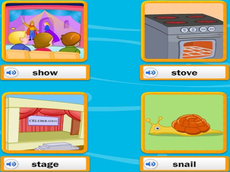 show stove stage snail puzzle