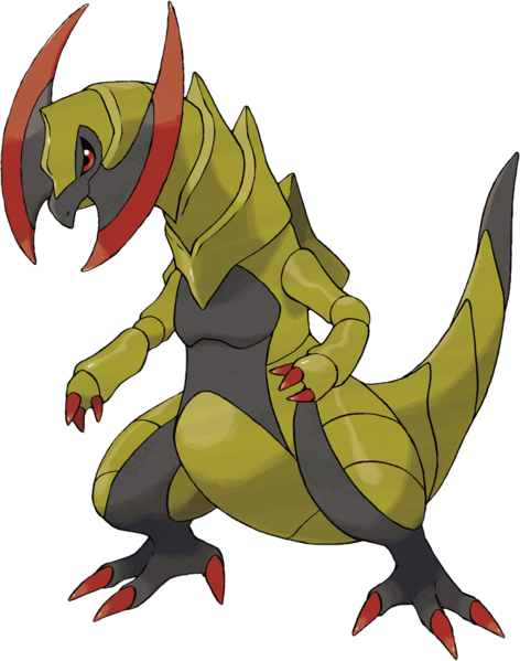 Haxorus The Final Evolution Of Axew Puzzle